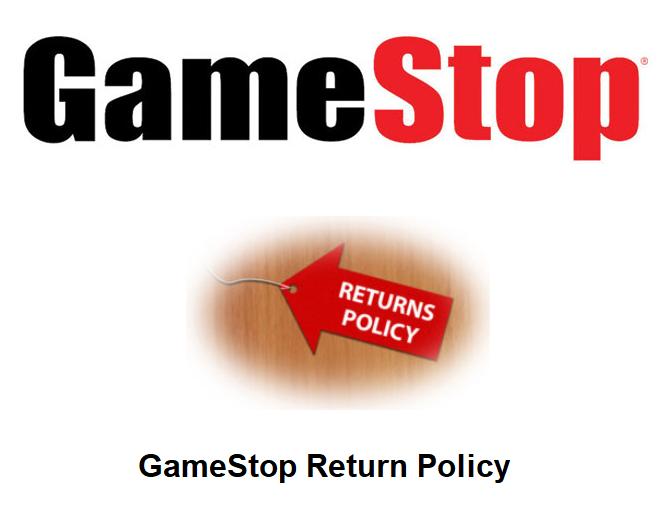 GameStop Return Policy