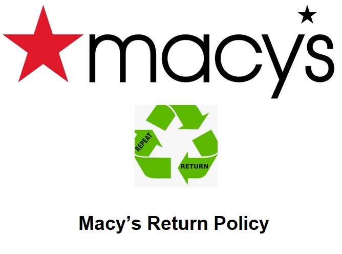 Macy S Returns And Refund Policies