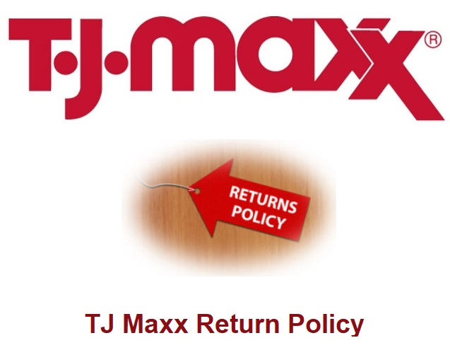 TJ Maxx Return Policy