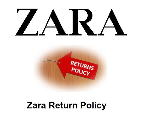 Zara Return Policy