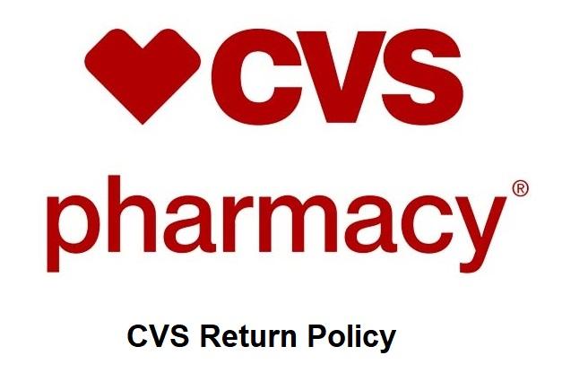 CVS Pharmacy Return Policy