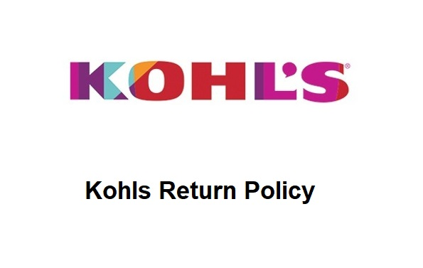 Kohls Return Policy