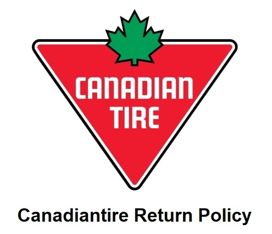 Canadiantire Return Policy